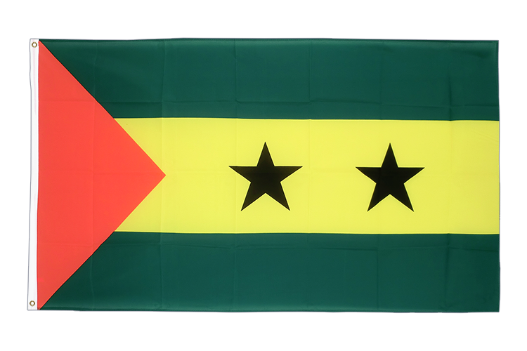 Cheap Flag Sao Tome and Principe - 2x3 ft
