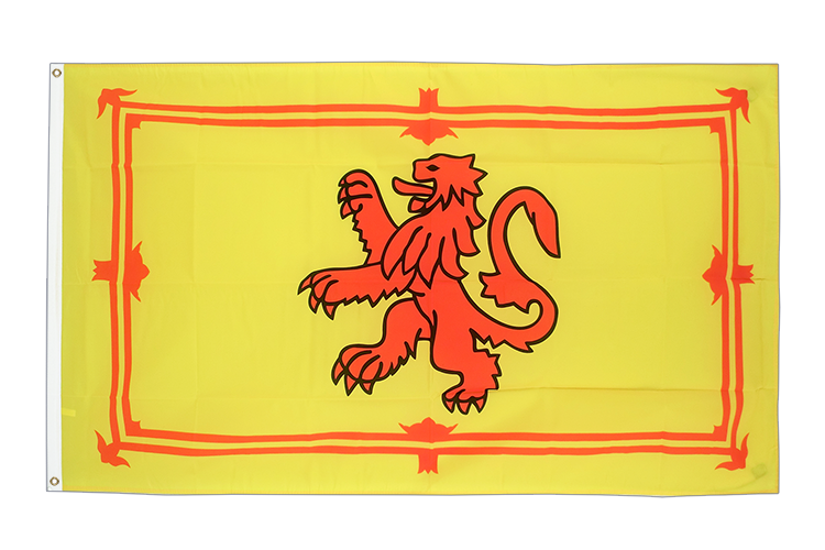 Cheap Flag Scotland Royal - 2x3 ft