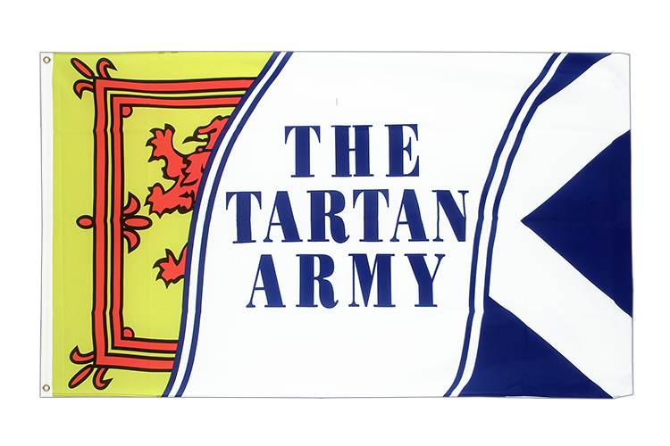Cheap Flag Scotland Tartan Army - 2x3 ft