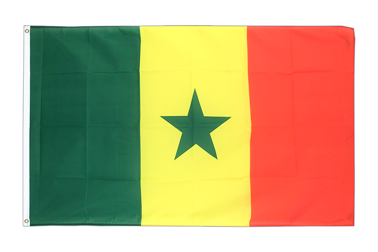 Cheap Flag Senegal - 2x3 ft