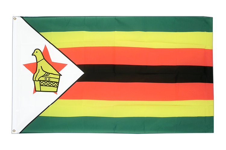 Cheap Flag Zimbabwe - 2x3 ft