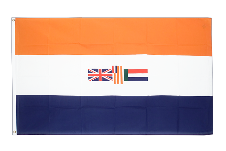 Cheap Flag South Africa old - 2x3 ft