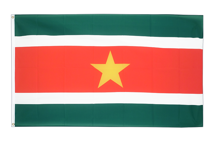 Cheap Suriname Flag - 2x3 ft