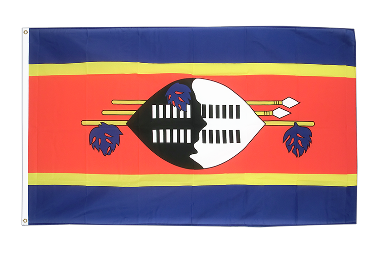 Cheap Flag Swaziland - 2x3 ft