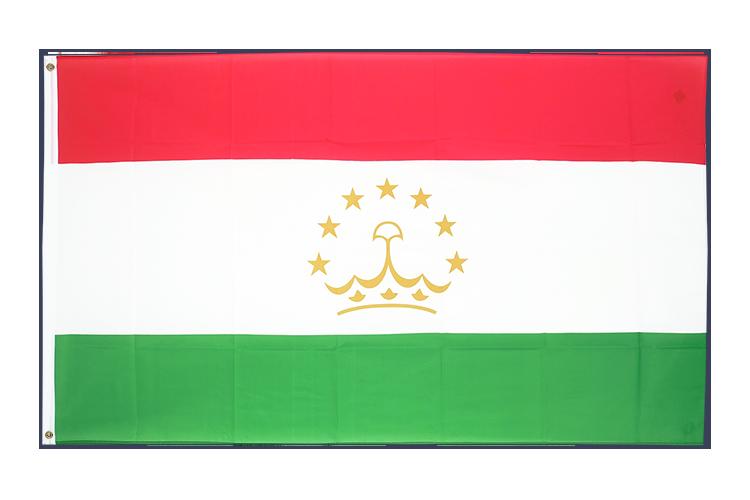 Drapeau pas cher tadjikistan 60 x 90 cm monsieur des for Drapeau publicitaire exterieur pas cher
