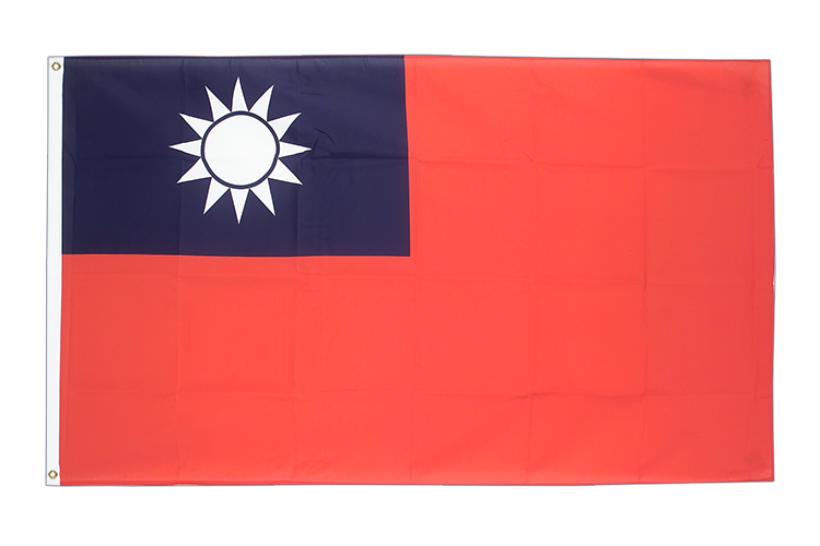 Cheap Flag Taiwan - 2x3 ft