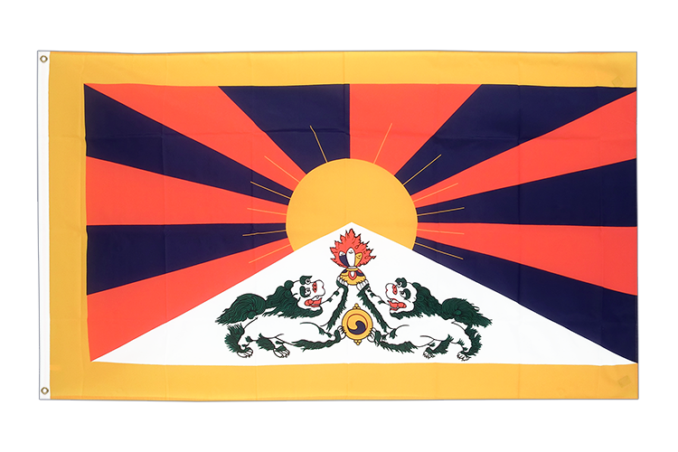 Cheap Flag Tibet - 2x3 ft