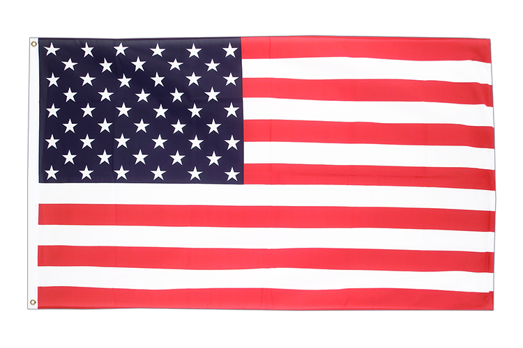 Cheap Flag USA - 2x3 ft