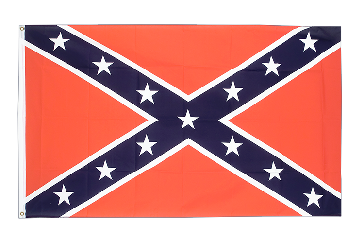 Cheap Flag USA Southern United States - 2x3 ft