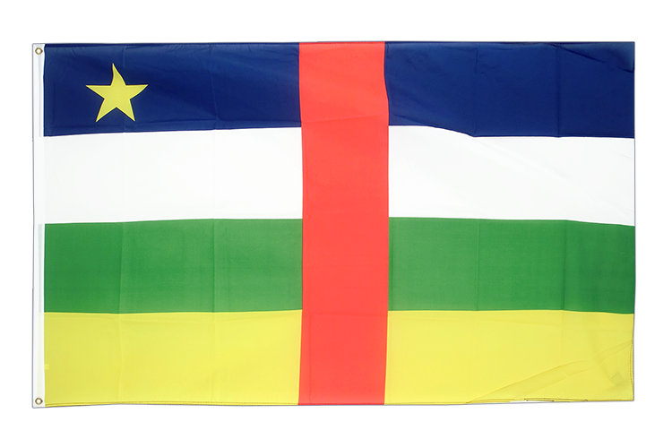 Cheap Flag Central African Republic - 2x3 ft