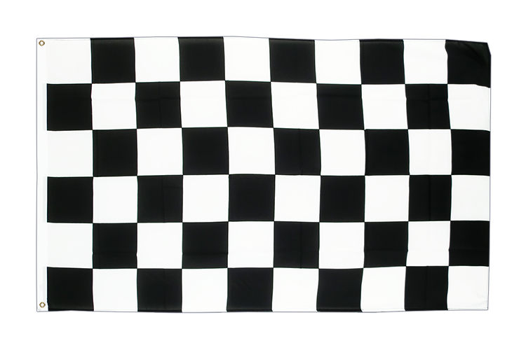 Cheap Flag Checkered - 2x3 ft