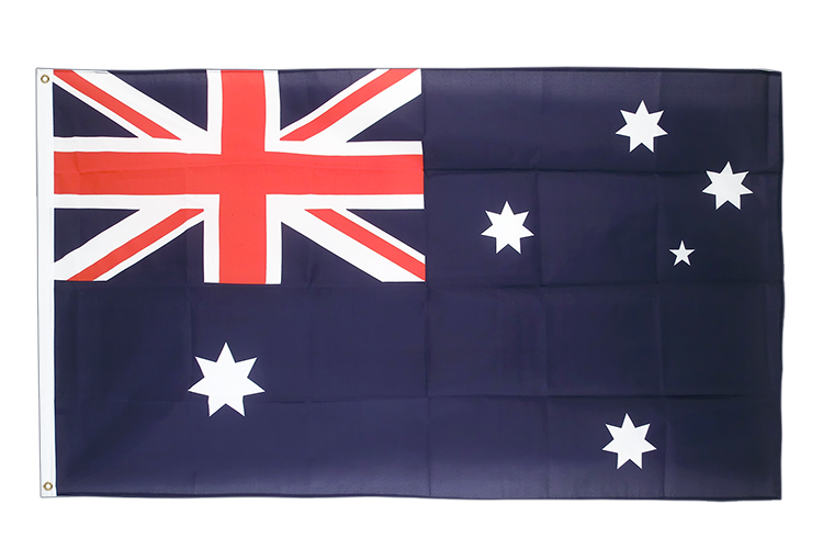 Large Australia Flag 5x8 ft (big and giant)