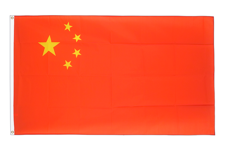 Large Flag China - 5x8 ft (big and giant)