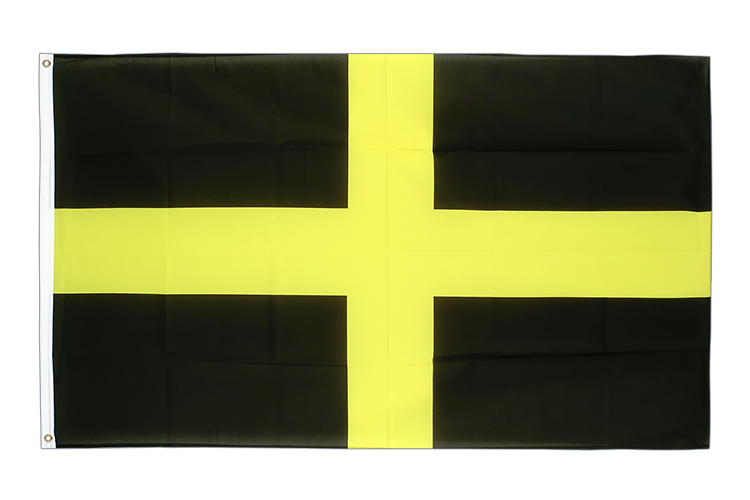 Grand drapeau Saint David (St. David) -