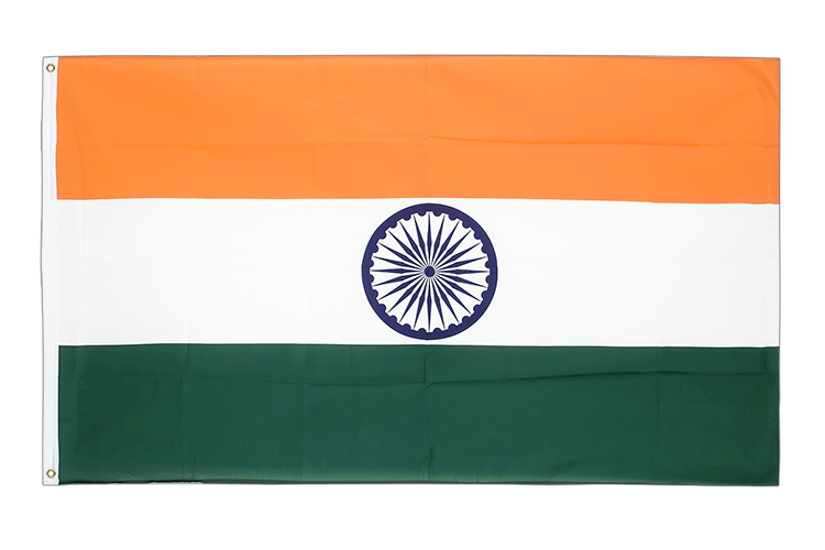 Large India Flag 5x8 ft (big and giant)