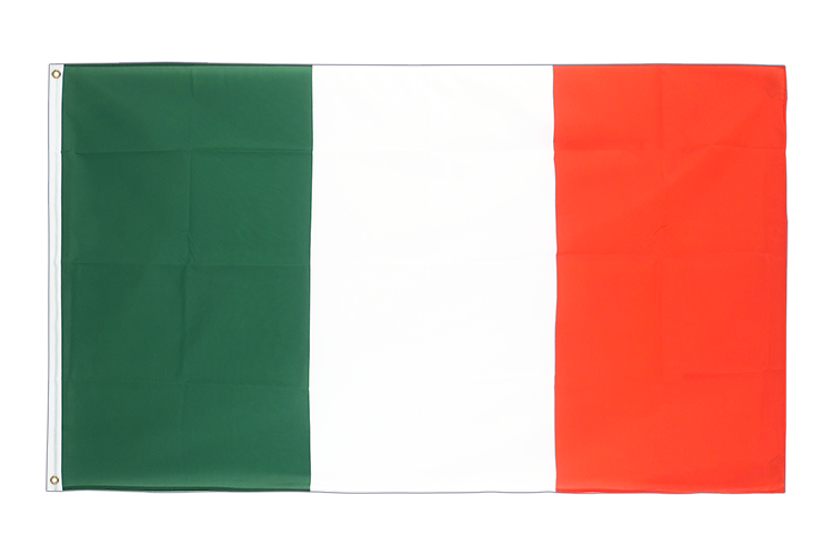Large Flag Italy - 5x8 ft (big and giant)