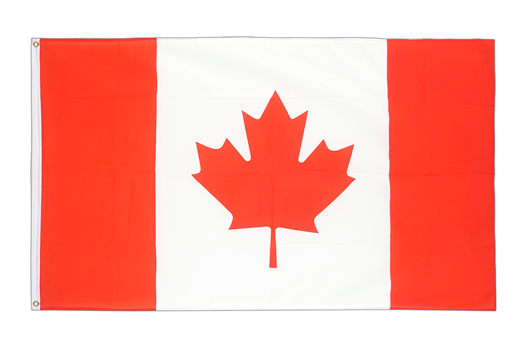 Large Flag Canada - 5x8 ft