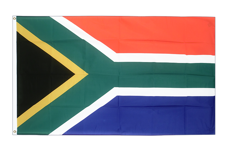 Large Flag South Africa - 5x8 ft