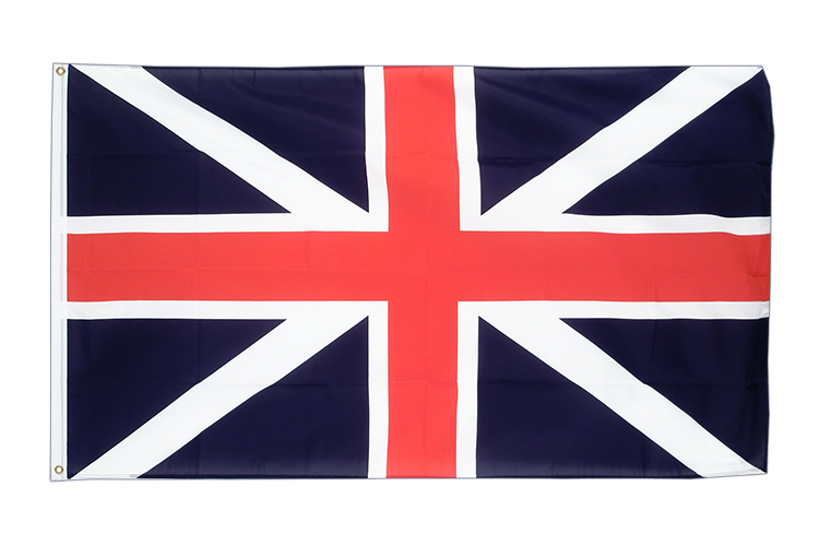 3x5 Great Britain Kings Colors 1606 Flag