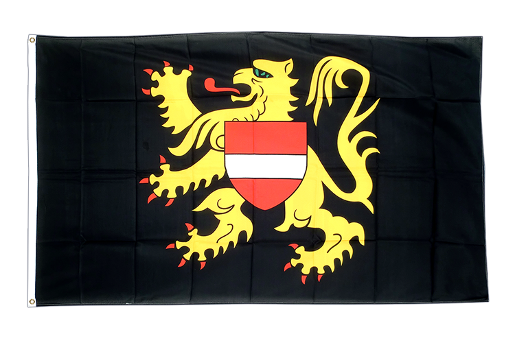 Flag Flemish Brabant - 3x5 ft