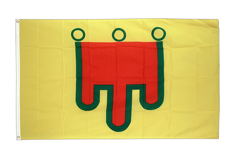 Auvergne - 3x5 ft Flag