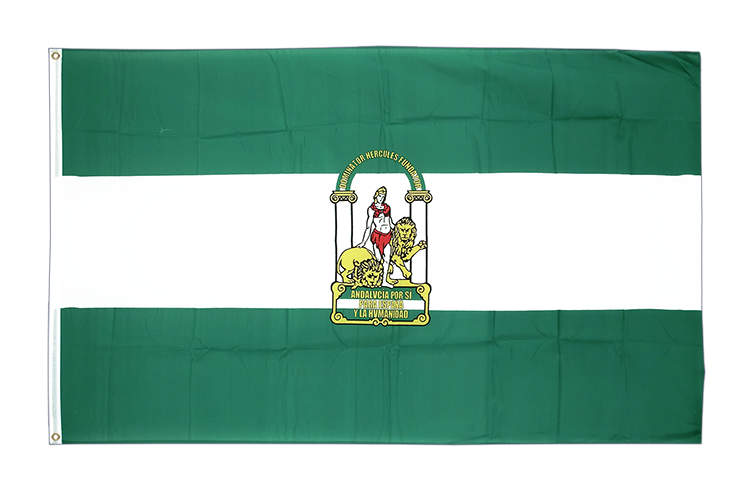 Buy Andalusia Flag - 3x5 ft