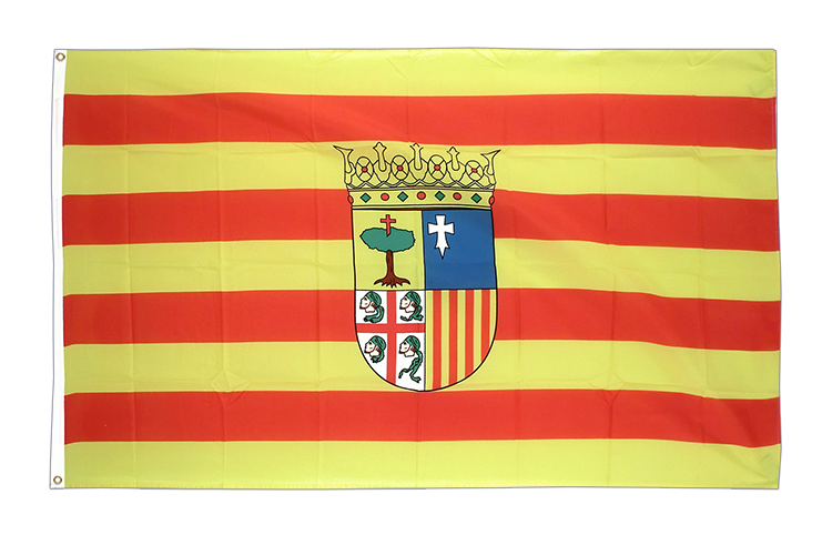 Aragon - 3x5 ft Flag