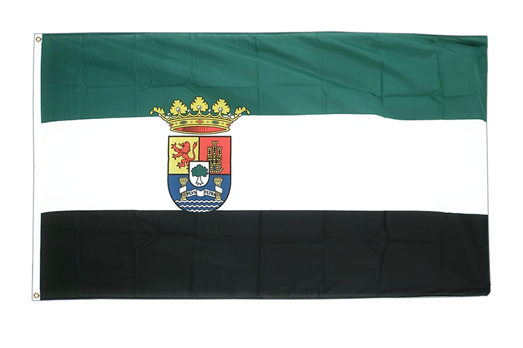 Extremadura - 3x5 ft Flag