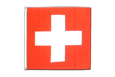 Large Flag Switzerland - 5x5 ft