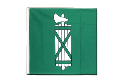 Large Flag St. Gallen - 5x5 ft