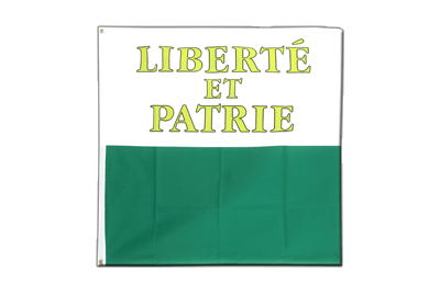 Large Flag Vaud - 5x5 ft