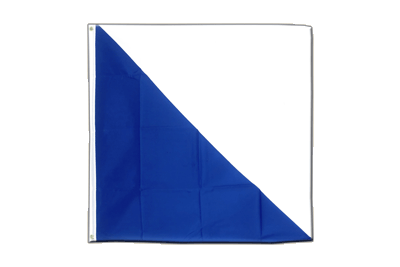 Large Flag Zurich - 5x5 ft