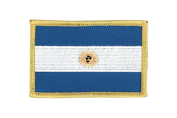 Argentina Flag Patch