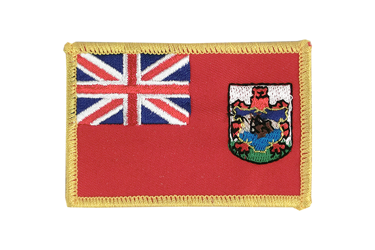 Bermuda Flag Patch