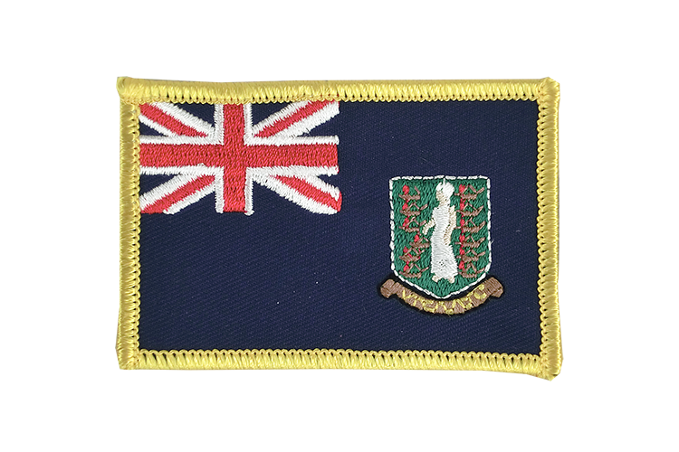 Flag Patch British Virgin Islands