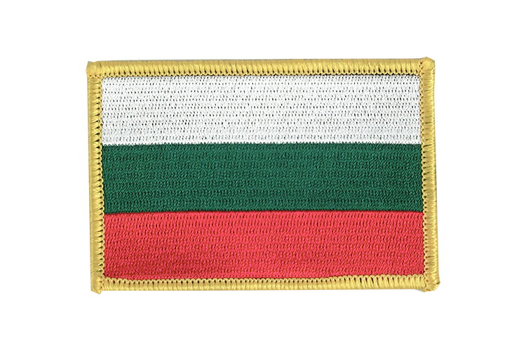 Bulgaria Flag Patch