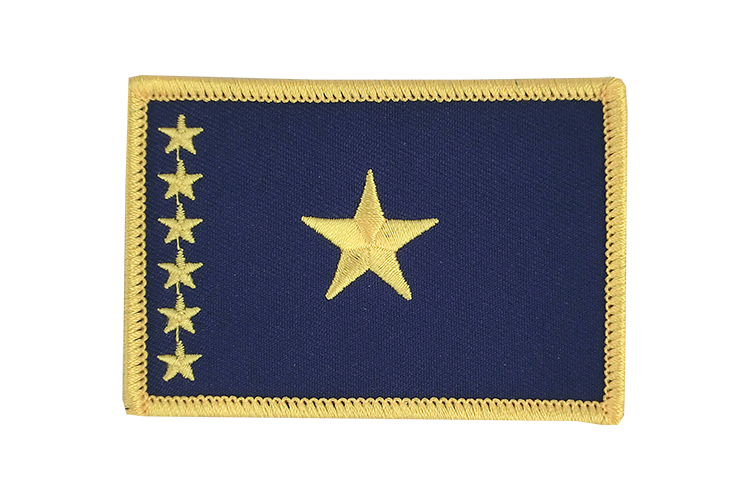 Flag Patch Democratic Republic of the Congo old
