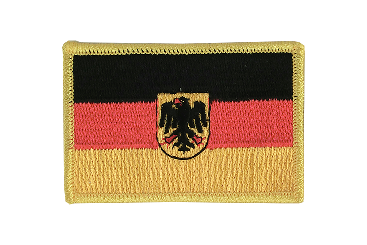 Flag Patch Germany Dienstflagge