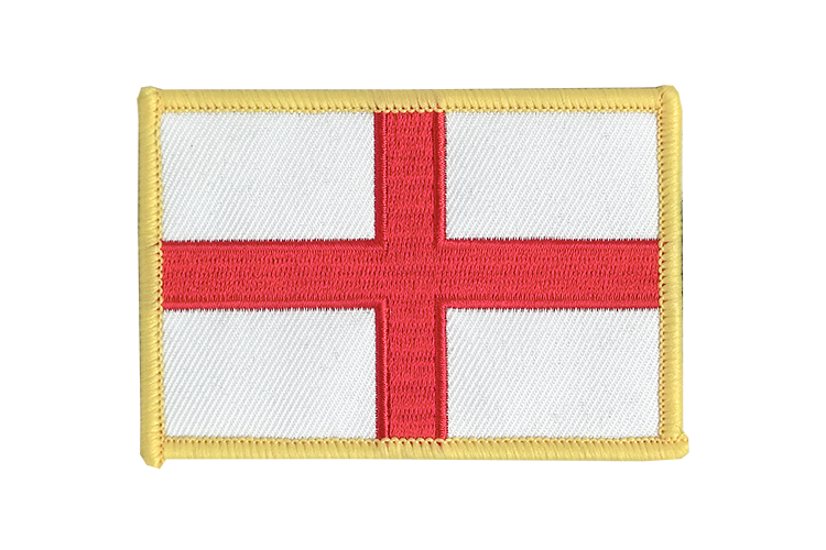 England St. George Flag Patch