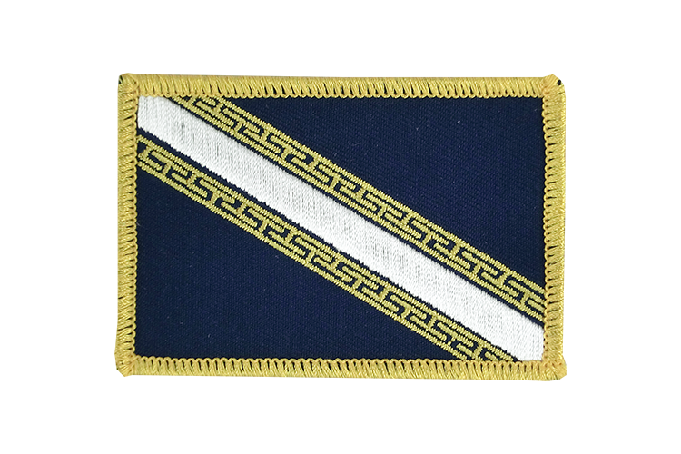 Flag Patch Champagne-Ardenne