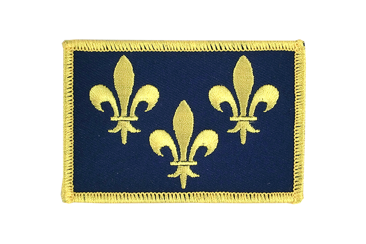 Flag Patch Île-de-France