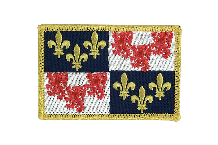 Flag Patch Picardie