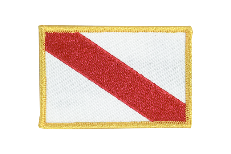 Flag Patch Strasbourg
