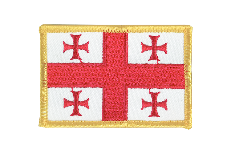 Flag Patch Georgia