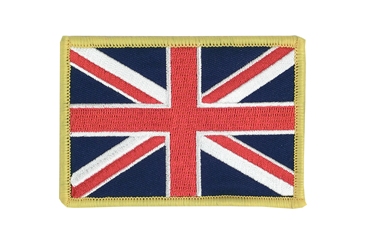 Flag Patch Great Britain