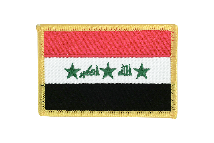 Flag Patch Iraq 2004-2008