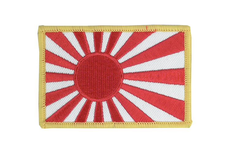 Flag Patch Japan war