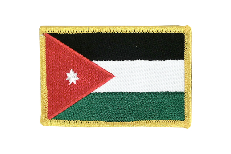 Jordan Flag Patch