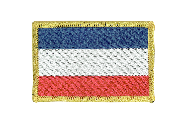 Flag Patch Yugoslavia old