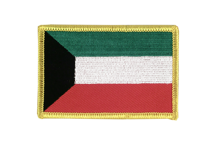 Flag Patch Kuwait